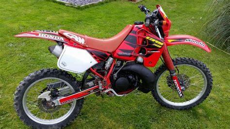 Honda Crm 250 Mk1 2 Stroke Enduro Motocross Field Bike