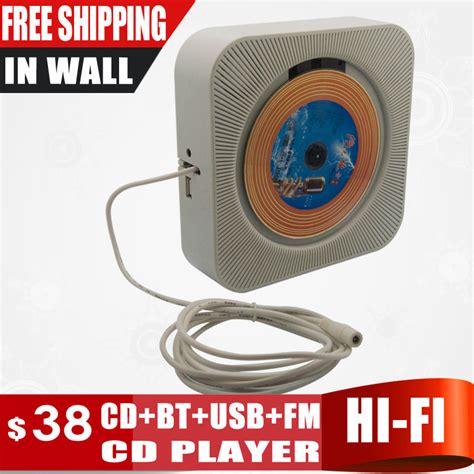 Blue Player Wandmontage by Kopen Wholesale Muur Cd Speler Uit China Muur Cd