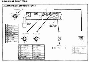 Re-wiring Factory Clarion Stereo - Rx7club Com