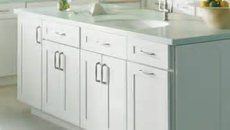 white shaker cabinets ideas for new cabinets counter