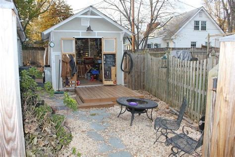 Small Backyard Workshops by How To Build A Tiny Workshop Diy Projects For Everyone