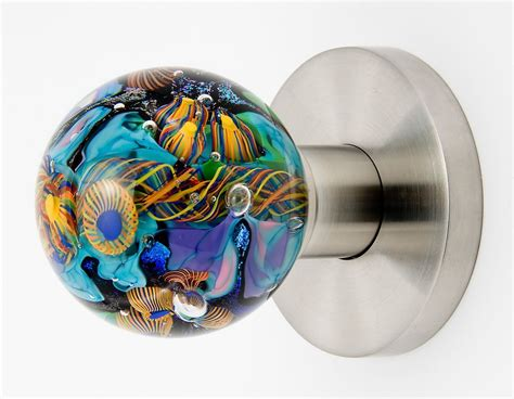 Custom Made Beach Doorknob By Out Of The Blue Design