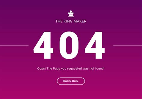 404 Page Template Bootstrap 404 Error Page Html Template Free Bwt