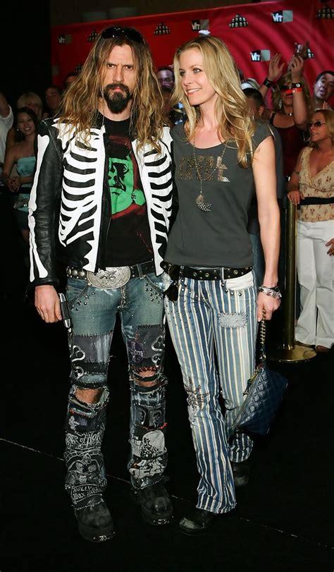 zombie sheri moon rob vh1 honors rock zimbio arrivals