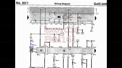 reading making sense  wiring diagrams helping