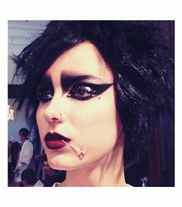 punk at the met gala | Halloween Makeup | Pinterest ...