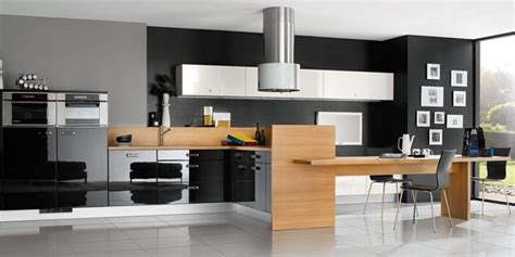these 20 stylish kitchen island 20 stylish kitchens that rock the black look