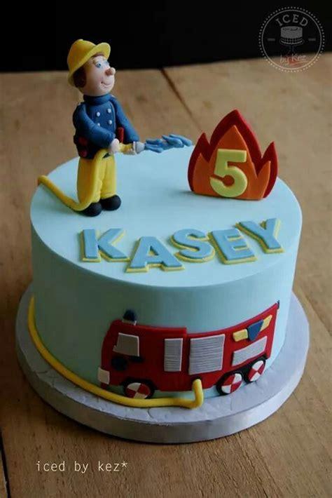 fireman sam themed cakes fireman sam cake ideas