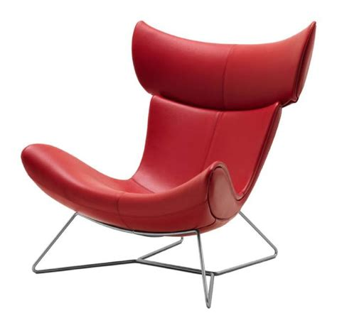 imola chair by boconcept sit on it