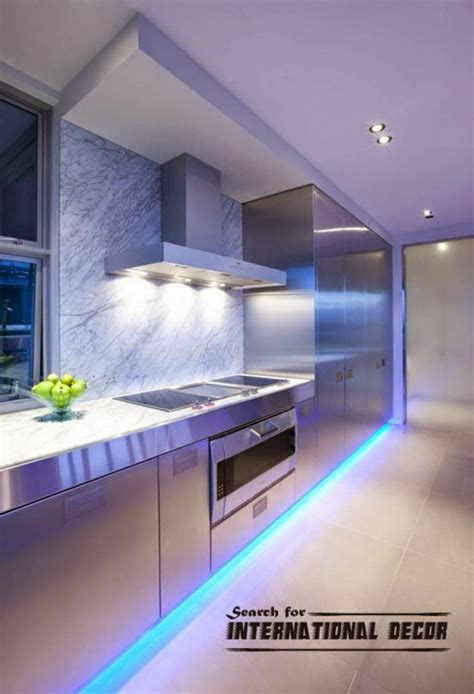 led light fixtures kitchen top tips for kitchen lighting ideas and designs 6925