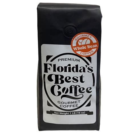 Death wish organic usda certified whole bean coffee 6. Florida's Best Coffee Whole Bean / Package - Florida's ...