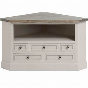 Tv Eckschrank : mushroom grey painted corner tv cabinet corner tv ~ Pilothousefishingboats.com Haus und Dekorationen