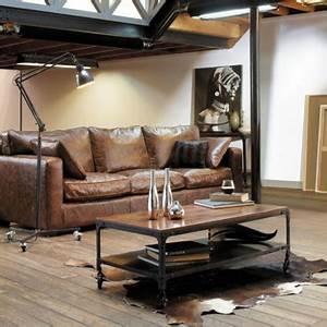 Bureau Industriel Maison Du Monde : industriel homelooking ~ Teatrodelosmanantiales.com Idées de Décoration