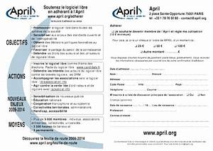Documents de communication April