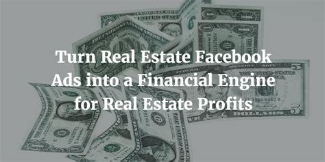 Real Estate Facebook Ads For Profits In 3 Simple Steps