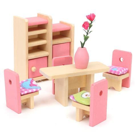 Aliexpress.com : Buy Wooden Delicate Dollhouse Furniture