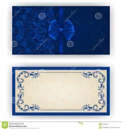 wedding invitation sle wedding invitation borders royal blue wedding invitation