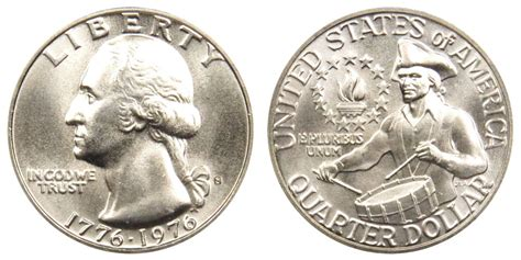 how much is a 1964 quarter worth 1976 s washington quarters 40 silver bicentennial design value and prices