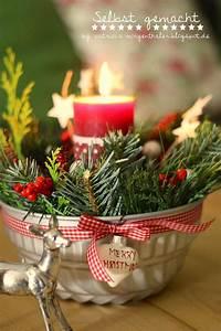 Weihnachtsgestecke Selber Machen : selbst gemacht by patricia morgenthaler diy adventsgestecke kr nze 5 verschiedene ~ Whattoseeinmadrid.com Haus und Dekorationen