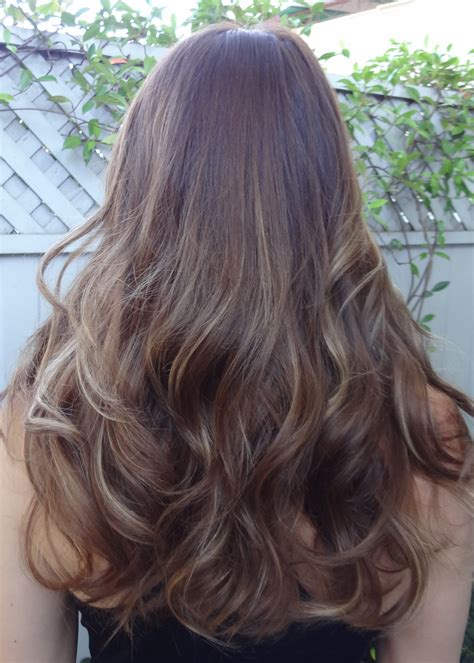 hair color  fall darker   neil george