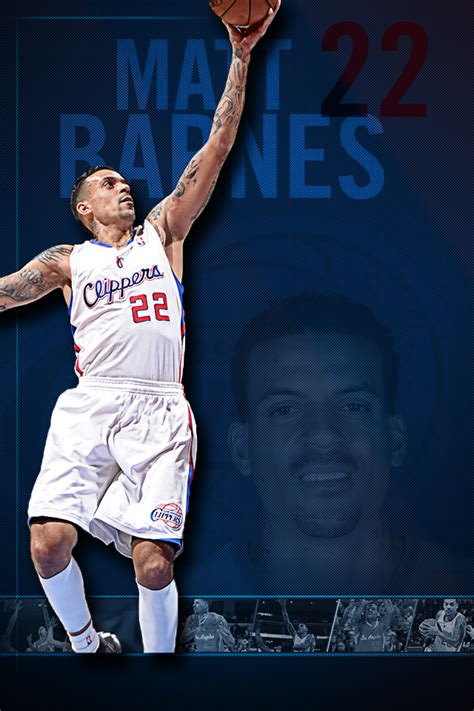 matt barnes roster tabs los angeles clippers