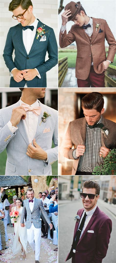 how to style your groom vintage ways and items to create the vintage inspired groom