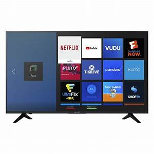 New Sharp 55 U0026quot  Class 4k Ultra Hd 2160p Hdr Smart Led Tv 3