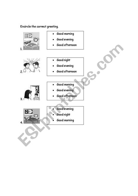 English worksheets: Polite Expression