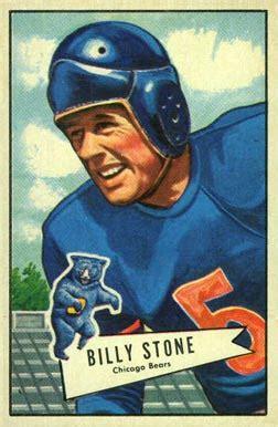 billy stone american football wikipedia