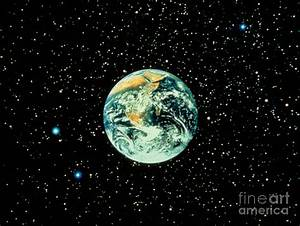 Earth From Apollo 17 Photograph by Nasa