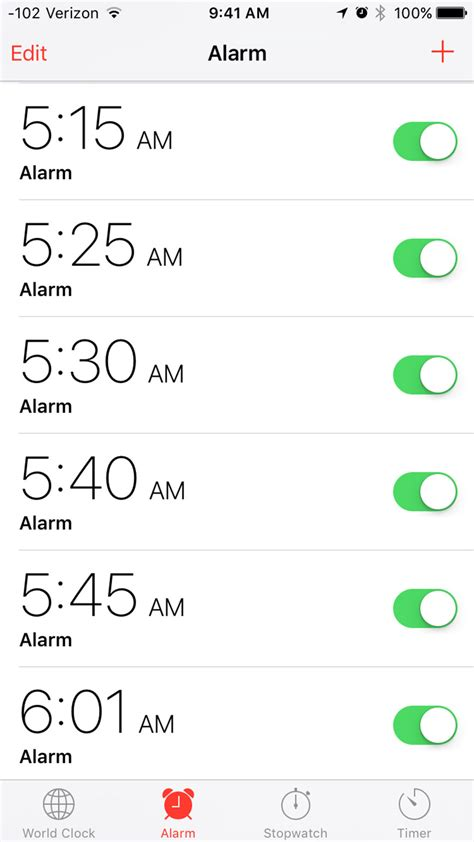 how to set alarm on iphone 6 15 struggles only who absolutely getting up in