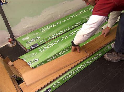 how to clean engineered hardwood floors after installation how to install an engineered hardwood floor how tos diy