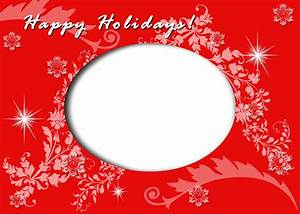 Best Photos of Christmas Card Templates - Christmas Card ...