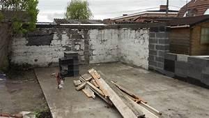 mur parpaing interesting prix duun mur de soutnement en With peindre mur parpaing exterieur