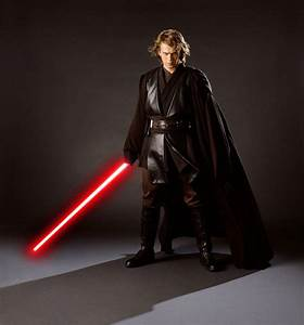 Anakin with black lightsabers by gamma097 on DeviantArt