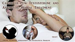 Causes Of Low Testosterone And Ayurvedic Herbal Treatment