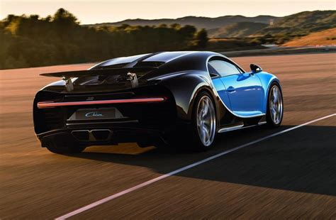 Bugatti Chiron Officially Revealed; 1500hp Veyron