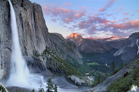 Room With View Yosemite Falls Half Dome Starr