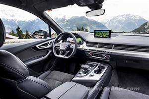 First Drive  2016 Audi Q7 In Switzerland