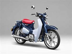Honda 125 Scooter : all new 2019 honda super cub 125 review of specs features motorcycle scooter ~ Medecine-chirurgie-esthetiques.com Avis de Voitures