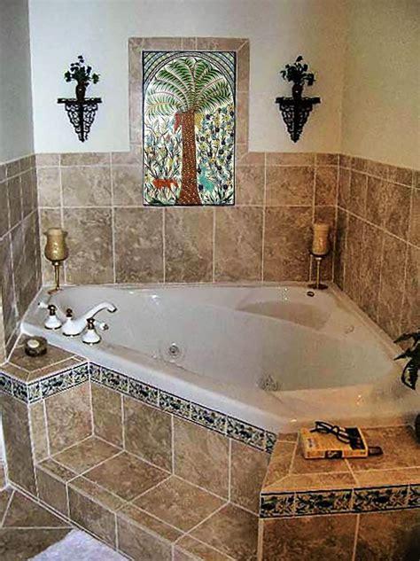 Bathrooms Tiles Designs Ideas by Bathroom Tile Design Ideas Tile Murals Balian Tile Studio