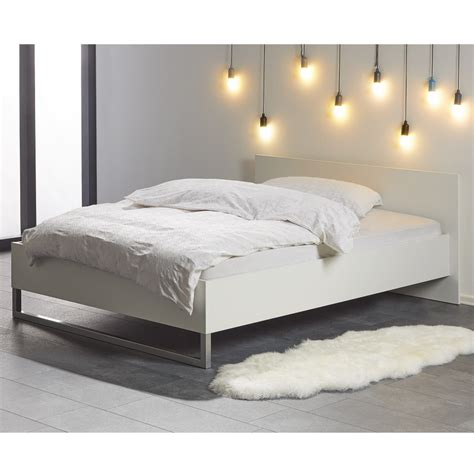 Bett Style (140x200 Cm, Weiß)  Dänisches Bettenlager