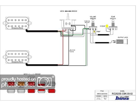ibanez wiring diagram not working help jemsite