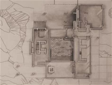 Elevations, framing plans, wall sections, and shadow