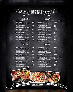 cafe menu template 41 free word pdf psd eps With cafe menu design template free download