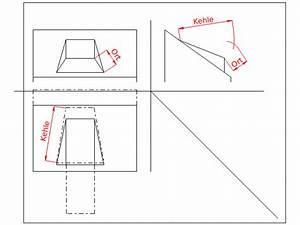Dachfläche Berechnen Online : wahre fl chen bei einer trapezgaube dachdeckerwiki ~ Themetempest.com Abrechnung