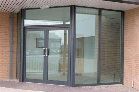 Commercial Entrance Doors  Commercial Aluminium Crawley