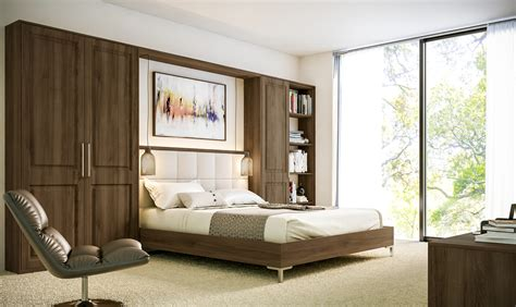 Design Your Bedroom by Walnut Tuscany Bedroom Ba Components