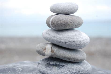 Steine Aufeinander Gestapelt by Rocks On Top Of Each Other Garden Inspiration