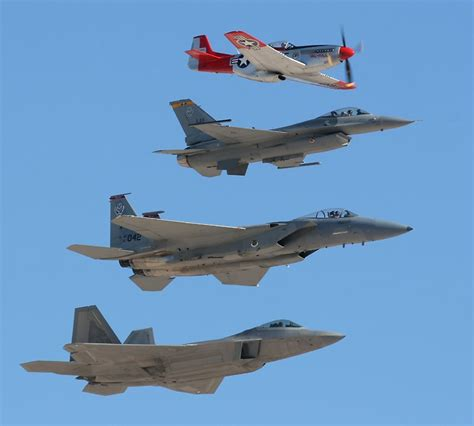Highlights Of The Nellis Air Force Base